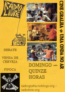cine gralha domingo (14) as 15 hrs